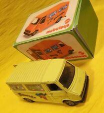 FIAT 242 MEBETOYS MATTEL 1:30 REPRO BOX COCCO BILL JACOVITTI GELATI ELDORADO '70