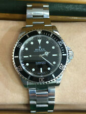 Rolex Submariner Stainless Steel 40mm Dive Watch 14060M Z Series Box & Papers!