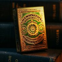 High Victorian Playing Cards by Theory 11 - Pro Luxury Card Deck - USA Made