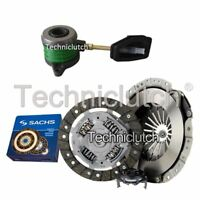 SACHS 3 PART CLUTCH KIT AND CSC FOR VOLVO S70 SALOON 2.5