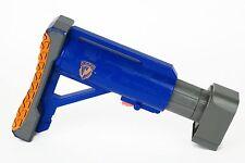 Nerf N Strike Raider Blue Replacement Telescoping Shoulder Stock