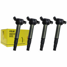 DEAL 4pc New Ignition Coil Plug Pack For Matrix Corolla Prius Scion xD Vibe 1.8L
