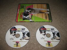Contacts 360! - Amanda Shyne - Agility Vision - 2 Disc DVD Set