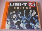 LIMI-T 21 - EXITOS - CD COMO NUEVO - LATINO - MERENGUE - USA EDIT
