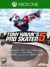 NEW Tony Hawk's Pro Skater 5 (Microsoft Xbox One, 2015)