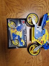 mega bloks probuilder collecters series super bike