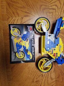mega bloks probuilder collecters series super bike