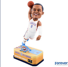 RUSSELL WESTBROOK TRIPLE-DOUBLE COUNTER BOBBLEHEAD NEW IN BOX