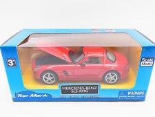 LOT 13154 | Mercedes-Benz SLS AMG rot Modellauto mit Antrieb 1:40 NEU in OVP