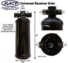 UNIVERSAL A/C RECEIVER DRIER R134A, R12