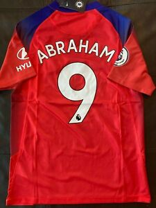 NIKE  CHELSEA TAMMY ABRAHAM Red SOCCER JERSEY sz XX-LARGE  NEW w TAGS