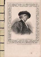C1830 Georgiano Stampa ~ Sir Joshua Reynolds