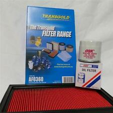 Filter Service KIT OIL Z445 & Air A360 NISSAN X-TRAIL XTRAIL X TRAIL T30 QR25DE