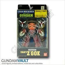NEW MSIA MSM-07S Char's Z'Gok Gundam Action Figure Bandai US Seller MIA
