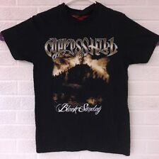 Cypress Hill Black Sunday Short Sleeve Concert T-shirt Unisex Size Small Black