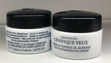 2 x Lancome Advanced Genifique Yeux Youth Activating Eye Cream 5 ml