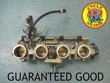 2001-2006 Honda CBR 600 F4i, throttle bodies, fuel injectors, GUARANTEED GOOD