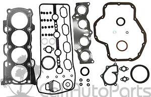 07-13 TOYOTA CAMRY RAV4 MATRIX XRS 2AZFE 2.4L ENGINE FULL GASKET SET *GRAPHITE*