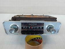 RADIO AM DELCO CHEVROLET CORVAIR SPYDER MONZA 985158 985315 VINTAGE