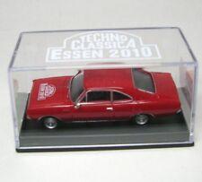 Opel Rekord Coupe (Red) Techno Classica 2010