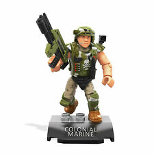 Mega Construx Heroes Series 1 - Aliens COLONIAL MARINE Buildable Figure