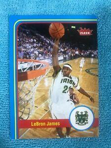 2012-13 Fleer Retro #2 LeBron James