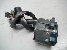 LEFT HAND SWITCH BLOCK KAWASAKI KLE500 KLE 500 2007 07