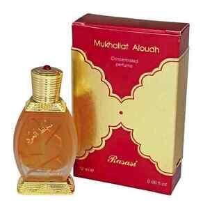 Mukhallat Al Oudh 20ml (Top Quality) perfume oil attar ittar for women by Rasasi