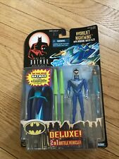 The New Batman Adventures 1998 Hydrojet Nightwing 2 in 1 Deluxe Action Figure