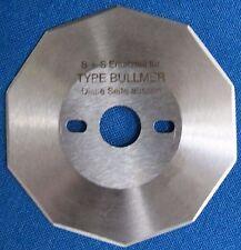 Bulmer 0470/1 - 59 Mm 10-Curved Cloth Cutter Blade