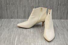 Joie Ralean Ankle Boots, Women's Size 11 / EU 41, Ivory