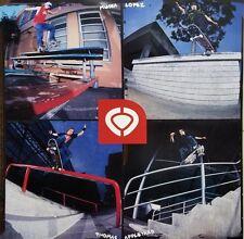 CIRCA vintage 2000 Chad Muska Jamie Thomas skateboard team 2 sided poster New