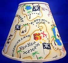 Pirates Treasure Chest Handmade Lampshade Lamp Shade