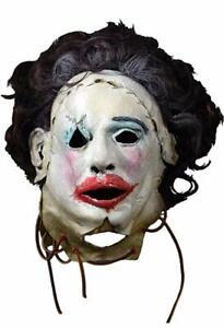 Trick or Treat Studios TEXAS CHAINSAW MASSACRE Leatherface Pretty Woman Mask NEW