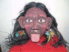 PERU AMAZON INDIAN MASK #2