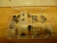 Märklin HO Ersatzteile diverse Zahnräder ca. 50 Stück verschiedene siehe Bilder