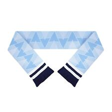 One Size Club Licensed Manchester City Fade Scarf Sky//Navy