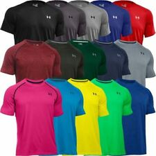 Under armour Polyester Loose Fit T-Shirts for Men