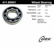 Axle Shaft Bearing-C-TEK Standard Bearings Rear Inner Centric 411.90001E