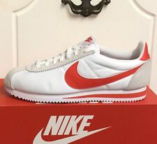 NIKE CLASSIC CORTEZ NYLON MENS Trainers Sneakers Shoes MISMATCHED UK 9 and 8,5