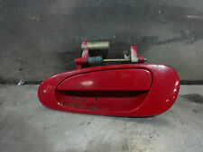 Honda Civic EP3 2.0 Tipo R lado izquierdo Tirador De La Puerta Lateral En Milano