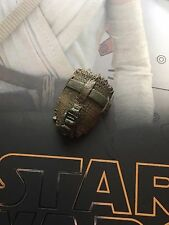 Hot Toys Star Wars Force Awakens Rey Shoulder Piece loose 1/6th scale