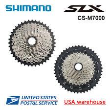 SHIMANO SLX CS-M7000 11-42T 11-46T 11-Speed Cassette Silver MTB (OE)
