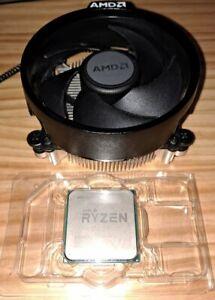 AMD Ryzen 3 1200 3.1GHz 4 Core with CPU cooler (YD1200BBAFBOX) Processor CPU