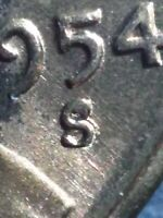 1954 S Lincoln Wheat Cent WRPM-004 🔥Variety / See Description