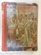 LE ORGIE DI TIBERIO Leon Delmar F Paolieri T Scarpelli Nerbini 1930 romanzo di