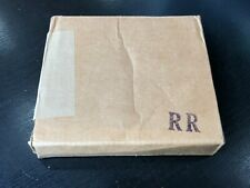 DISNEY AFTERNOON SEALED MAILER BOX RESCUE RANGERS MAIL AWAY MINI FIGURE KELLOGGS