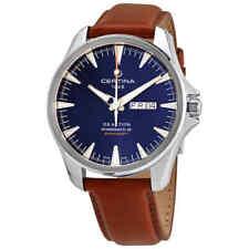 Certina DS Action Automatic Blue Dial Men's Watch C032.430.16.041.00