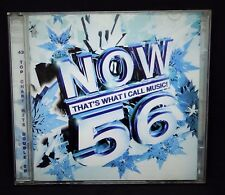 Now That's What I Call Music 56 2 CD Album,Now 56,2003,Blue,Sugababes,F/Free P&P