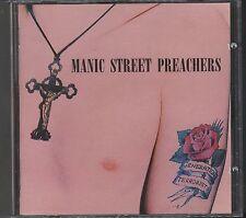 Manic Street Preachers Generation Terrorists cd Like new